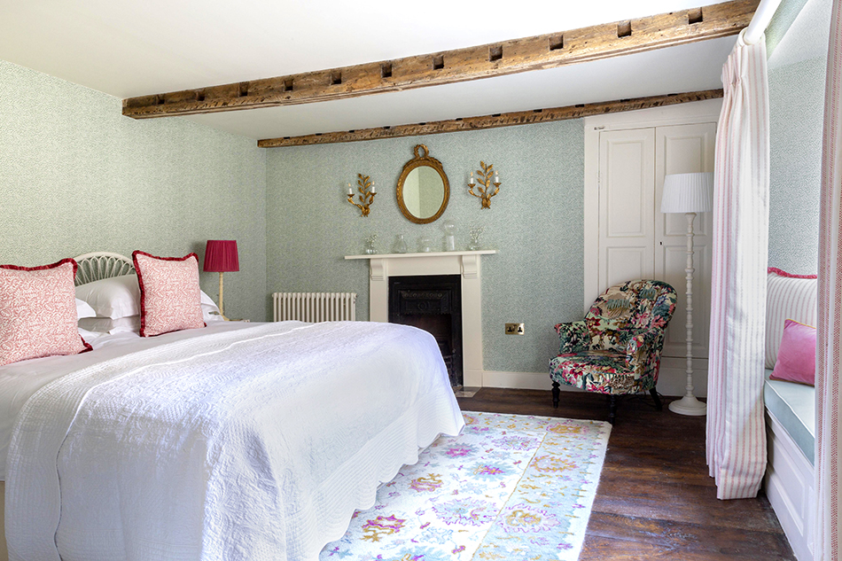 Town house interior – Number One Bruton